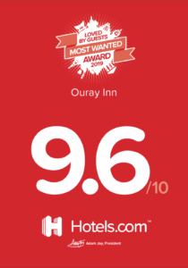 Hotels.com Rating - 9.6