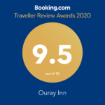 Booking.com - 9.5 Rating