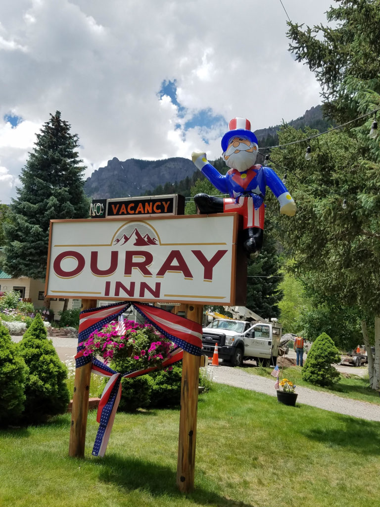 Ouray Inn 4th of July