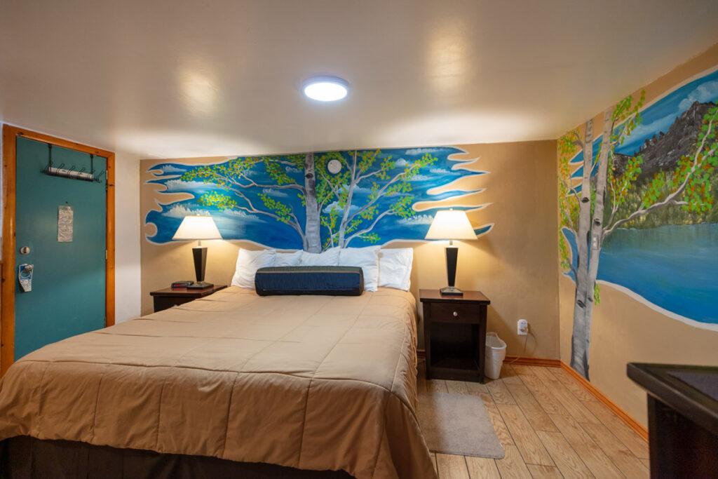 King Kitchenette Bed