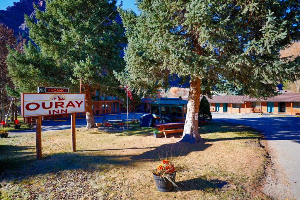 Ouray Inn Drive In